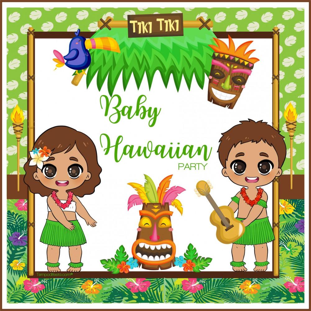 FESTA A TEMA HAWAIANA