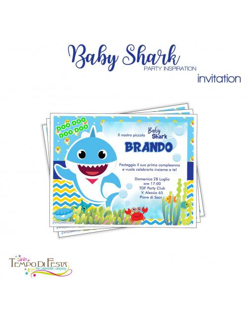 BABY SHARK INSPIRATION...