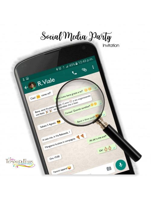 inviti whatsapp