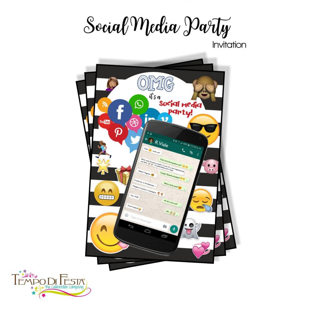 INVITI SOCIAL MEDIA