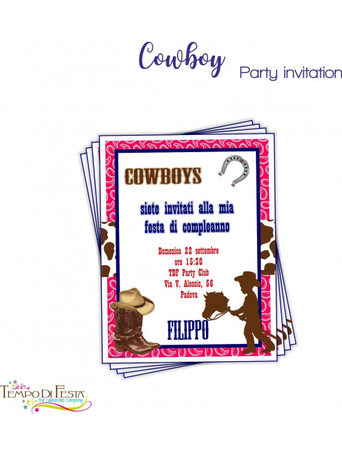 inviti cowboy