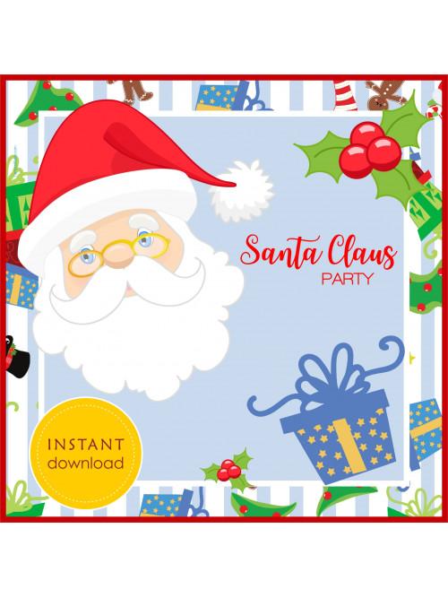 SANTA CLAUS PARTY INSTANT...
