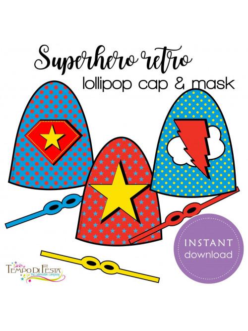 Super Heroe Mascaras y...
