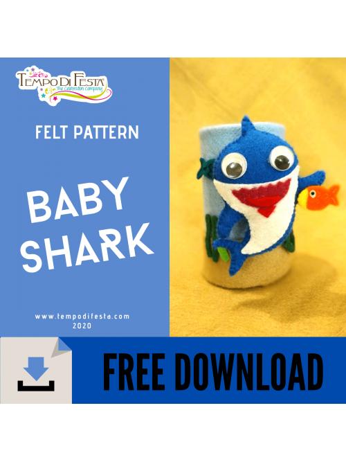 BABY SHARK PATTERN