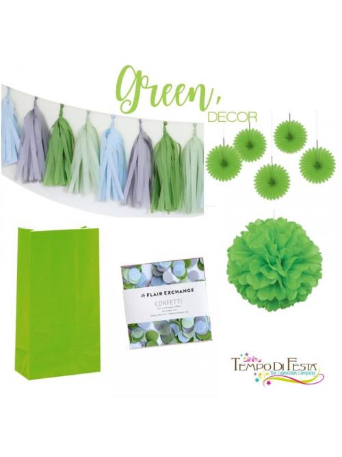 Verde decorazione