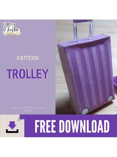 Modellino Trolley