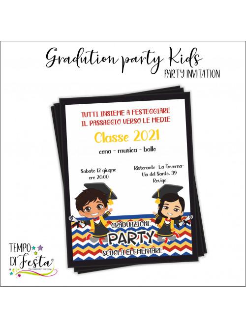 Graduation party...