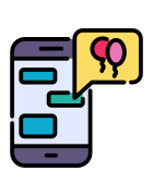 Invitaciones digitales WhatsApp