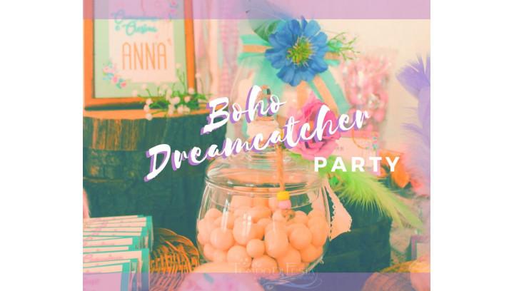 Dreamcatcher Boho, the party