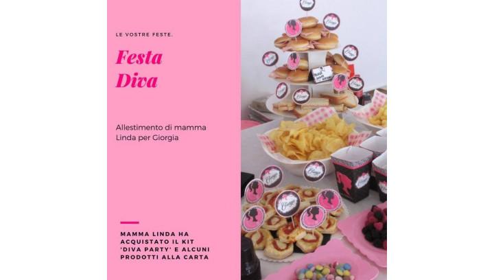 Diva Barbie, DIY theme party