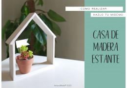 Casa de Madera Estante - Hazlo tu mismo 31/05/2020