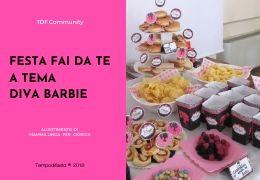 Festa Diva a Tema Barbie: il kit completo 27/04/2018