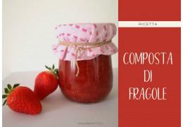 Ricetta per la composta di fragole 04/06/2020