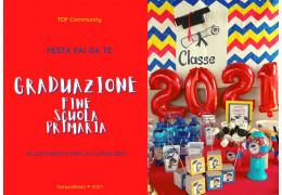 Festa di Graduazione fai da te 14/06/2021