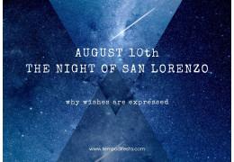 August 10th, the night of San Lorenzo 2021/07/20